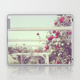 Red roses Laptop & iPad Skin