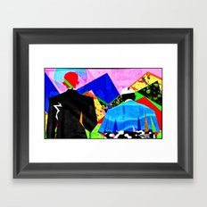 Hope and Oblivion Framed Art Print