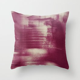 """Sthlm tunnelbana"" Throw Pillow"