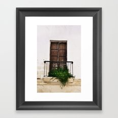 Jerez Framed Art Print