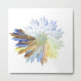 the Flower  (A7 B0163) Metal Print