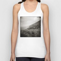 { the earth we walk on } Unisex Tank Top