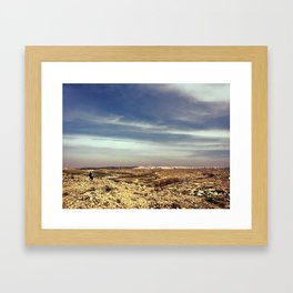 Chill out Framed Art Print