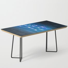 Christmas Jellyfish Coffee Table