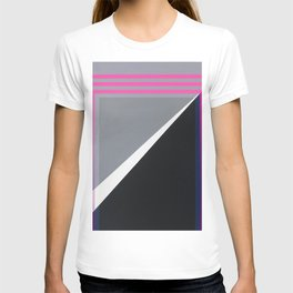 London - pink graphic T-shirt
