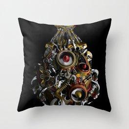 IA drop Throw Pillow