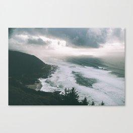 Oregon Coast XIII Canvas Print