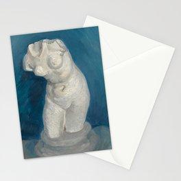 Vincent Van Gogh Torso of Venus, 1886 Stationery Cards