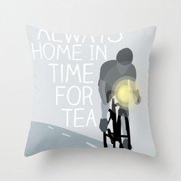 Nightrider Throw Pillow