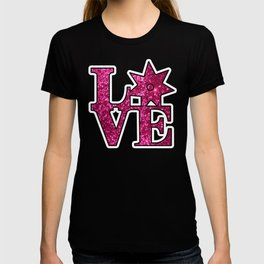 L*VE Unites Us T-shirt