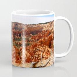 Sunset Point At  Bryce Canyon Coffee Mug