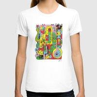 ice cream T-shirts featuring Ice Cream by Rabassa