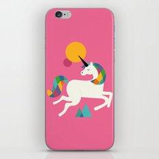 To be a unicorn iPhone & iPod Skin