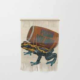 Poison Dart Moore Wall Hanging