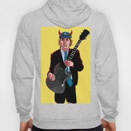 ACDC Angus Young Hoody