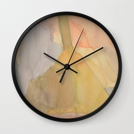 Instrumental Shapes Wall Clock