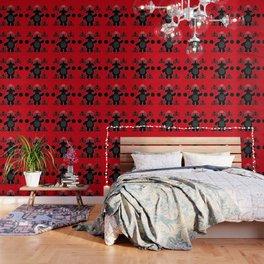 Baphomet Teddy Wallpaper