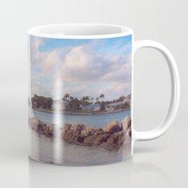 Winter Afternoon, Jupiter Inlet Lighthouse Coffee Mug
