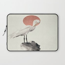 White Wings Laptop Sleeve