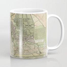 Berlin, Germany 1738 Coffee Mug