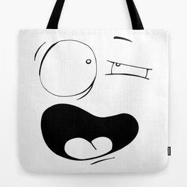 Udi (Two) Tote Bag