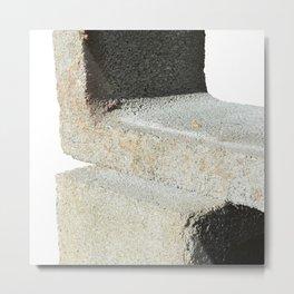 block study Metal Print