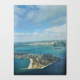 Toronto Island, 2014 Canvas Print