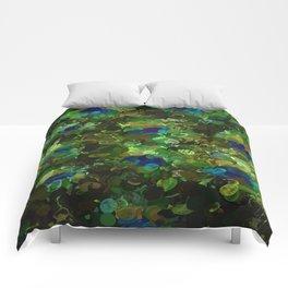 Peacock Gamma Comforters