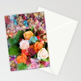 It's Been a Good Year for the Roses Stationery Cards