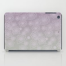 Faded Desert Floral iPad Case