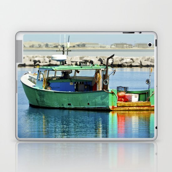Catch Of The Day Laptop & iPad Skin