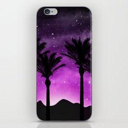 Desert Sunset 2 iPhone Skin