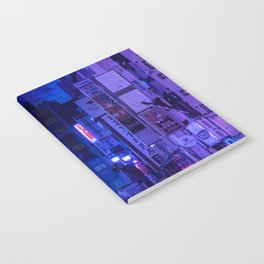 Tokyo Nights / Red Light District / Liam Wong Notebook