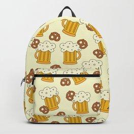 Beer and Pretzels Backpack