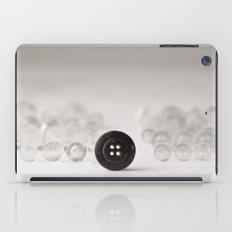 Darth Button iPad Case