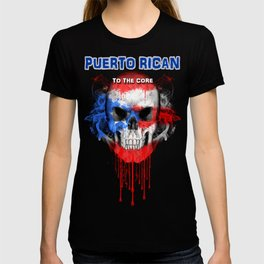 To The Core Collection: Puerto Rico T-shirt