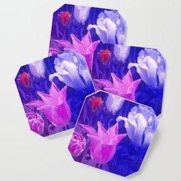 Tulip Festival Coaster