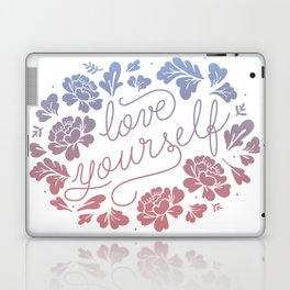 Love yourself color Laptop & iPad Skin