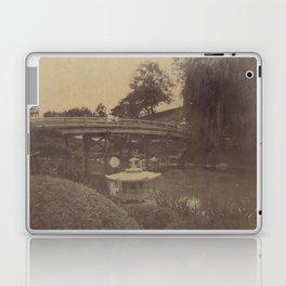 Japanese Bridge Laptop & iPad Skin