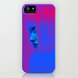 NEON DEPENDENCE iPhone Case