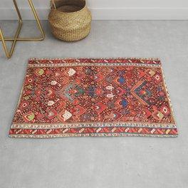 Sauj Bulag Azerbaijan Northwest Persian Rug Print Rug