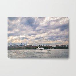 Lil Yacht-y Metal Print