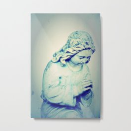 Say a Little Prayer II Metal Print