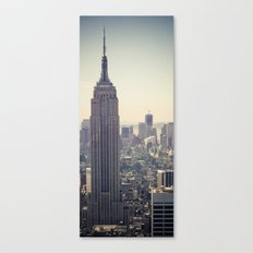 NYC | Empire State Building Canvas Print