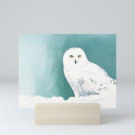 Arctic Eyes Mini Art Print
