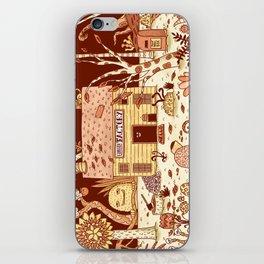 Eureka Factory iPhone Skin