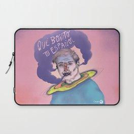 Qué bonito tu español 01 Laptop Sleeve
