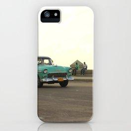Cuba Cruising iPhone Case