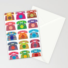 iRetro Stationery Cards