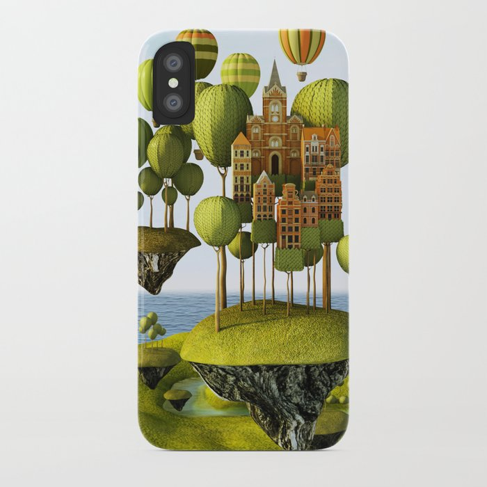 City in the Sky iPhone Case